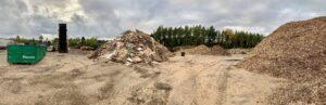 Puidukäitlemine, puidukäitlus, jäätmete utiliseerimine, jäätmekäitlus